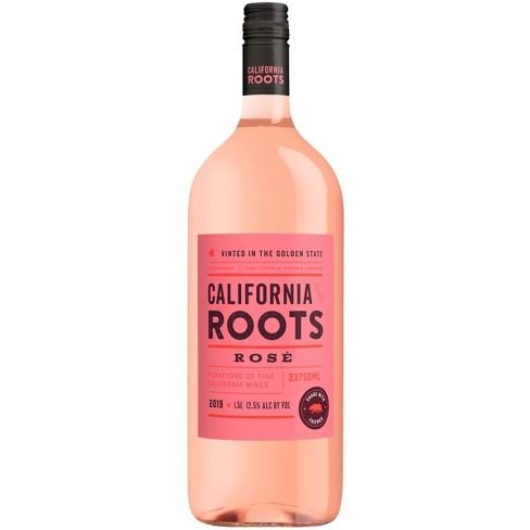 Rosé Wine - 1.5L Bottle - California Roots™ - image 1 of 1
