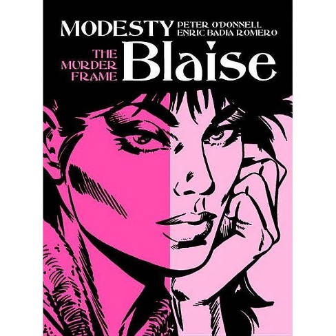 Modesty Blaise: The Murder Frame - by  Peter O'Donnell (Paperback) - image 1 of 1