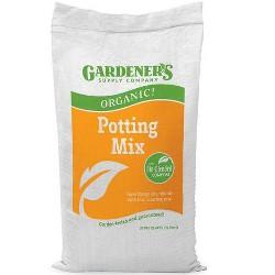 Gardener's Supply Organic Potting Mix, 20 Qts. - Gardener's Supply Company