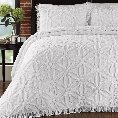 LaMont Home Arianna Bedspread Set - White (King)