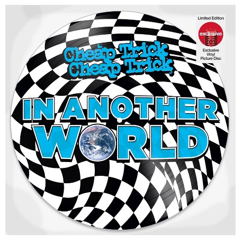 Cheap Trick - In Another World (Target Exclusive) (Vinyl) - image 1 of 2