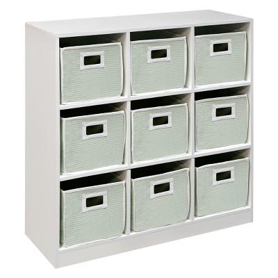 Badger Basket 3X3 Cube Storage Unit : Target