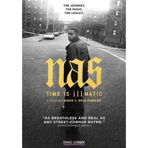 Nas: Time is Illmatic (DVD) - image 1 of 1