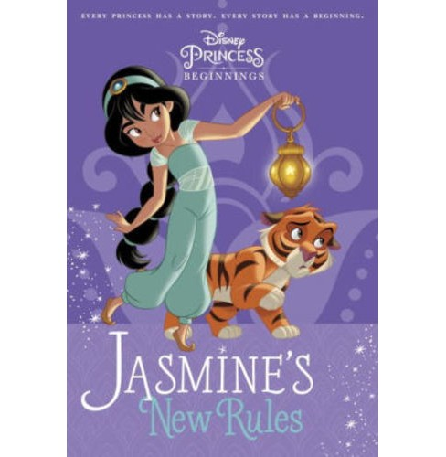 Princess Beginnings: Jasmine's New Rules (Paperback) (Suzanne Francis) - image 1 of 1
