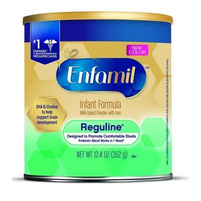 Enfamil Reguline Infant Formula Powder - 12.4oz