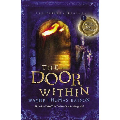 The Door Within - (Door Within Trilogy) by  Wayne Thomas Batson (Paperback) - image 1 of 1