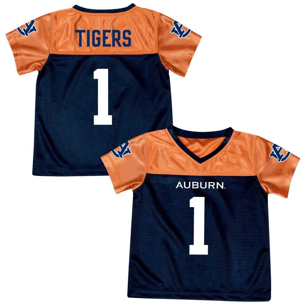 Athletic Jerseys Auburn Tigers 4T, Multicolored
