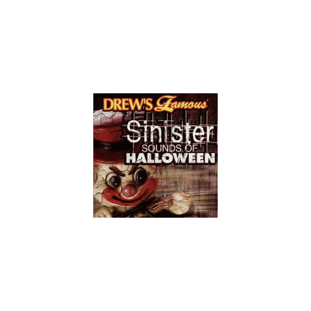 Drew's Famous - Sinister Sounds Of Halloween (CD)