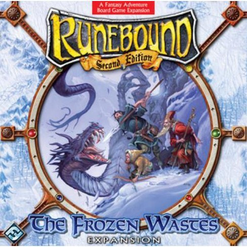 Frozen Wastes Expansion, The Board Game - image 1 of 1