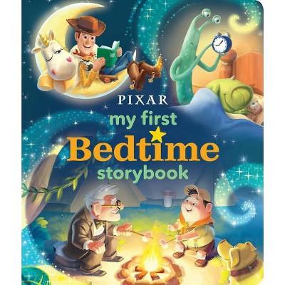 Disney Pixar: My First Bedtime Storybook - by RVR 1909- Reina Velera 1909 (Hardcover)