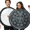 Oreo Cookie Adult Couples Costume - image 2 of 3