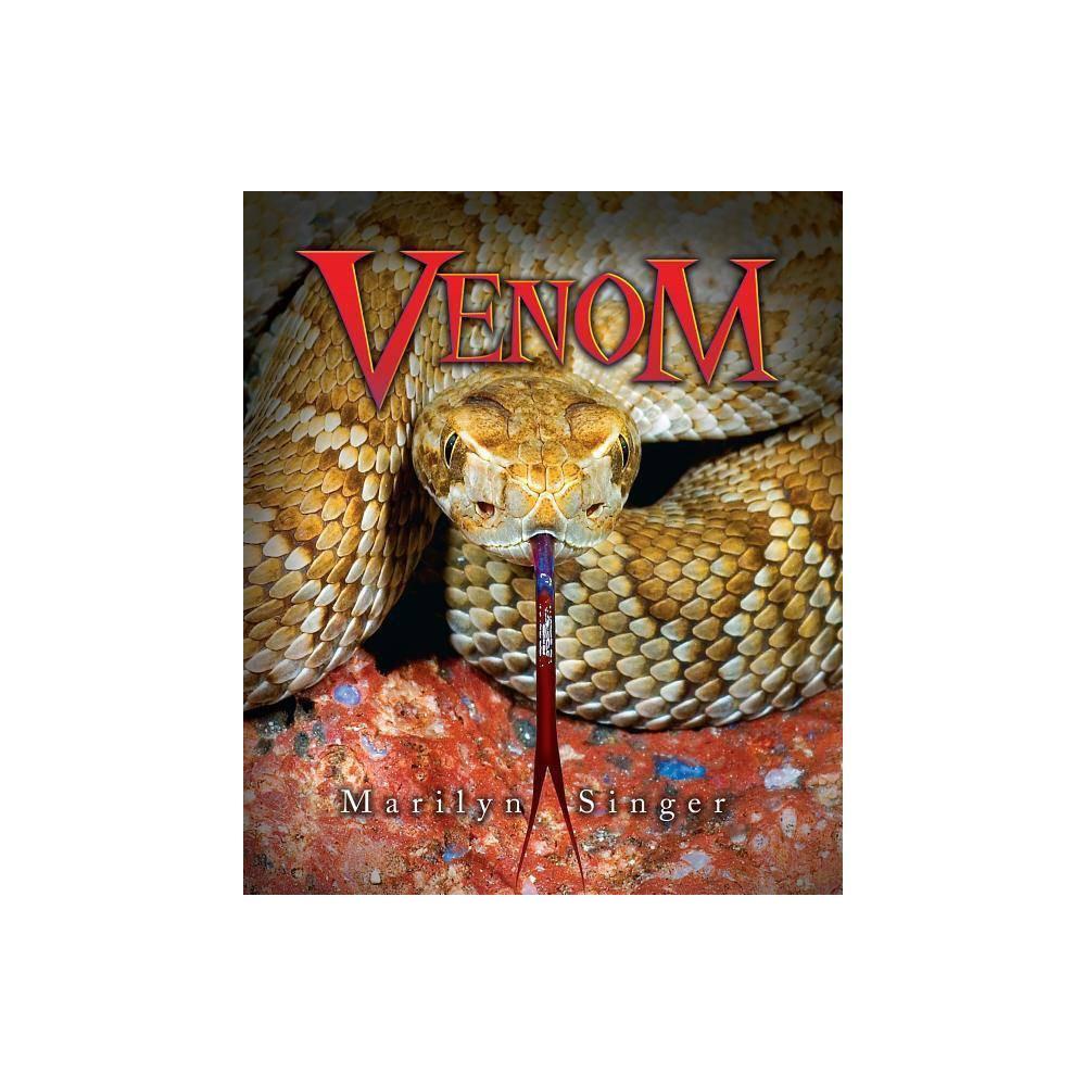 Venom By Marilyn Singer Paperback