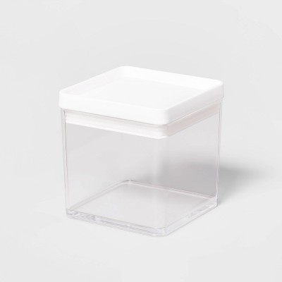 Plastic Food Storage Container Clear - Made By Design™