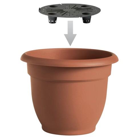 Ariana Planter With Self Watering Grid Bloem Target