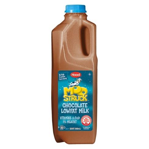 Hood Moostruck 1% Chocolate Milk - 1qt - image 1 of 1
