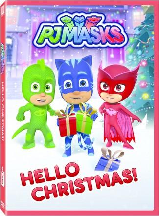 PJ Masks: Hello Christmas (DVD)