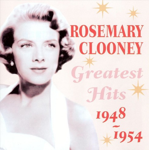Rosemary clooney - Rosemary clooney:Greatest hits 48-54 (CD) - image 1 of 1