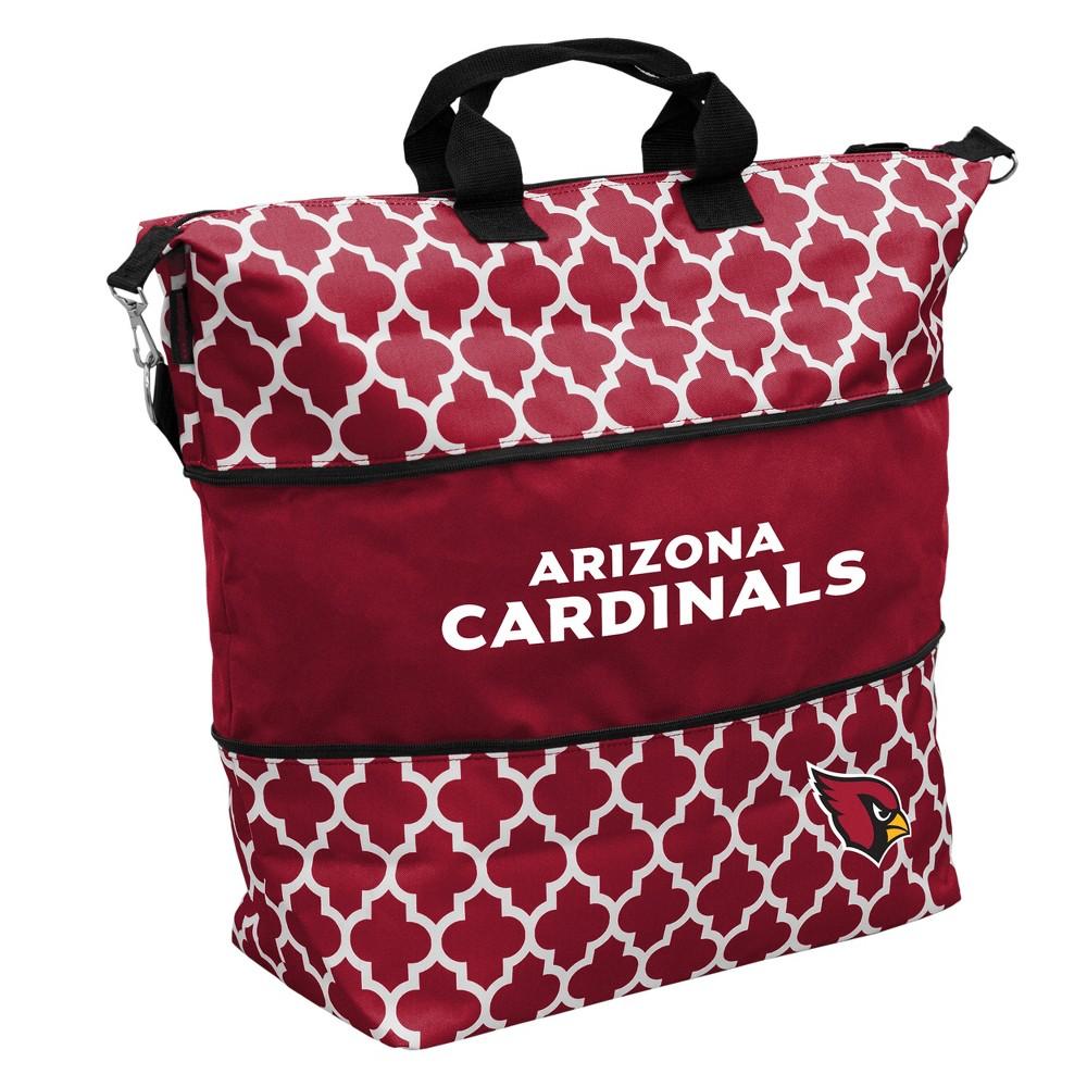 NFL Arizona Cardinals Expandable Tote, Kids Unisex