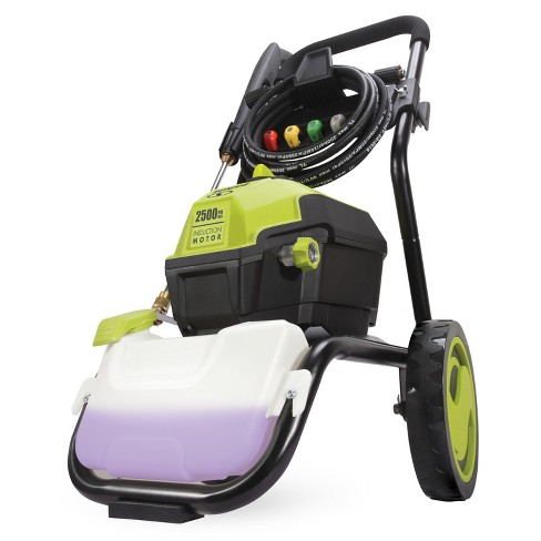 Sun Joe SPX4500 High Performance Induction Motor Electric Pressure Washer | 2500 PSI Max | 1.48 GPM | Roll Cage - image 1 of 3