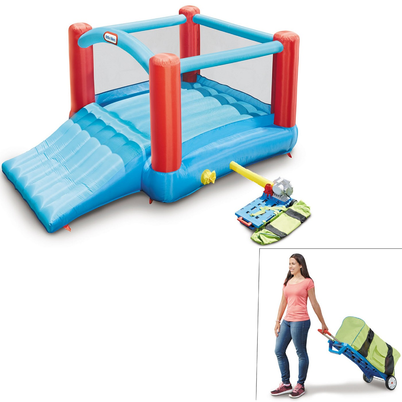 Little Tikes Pack 'n Go Bouncer - image 1 of 5