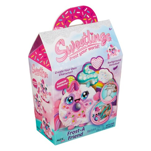 ALEX Toys DIY Sweetlings Frost-A-Friend Unicorn - image 1 of 4