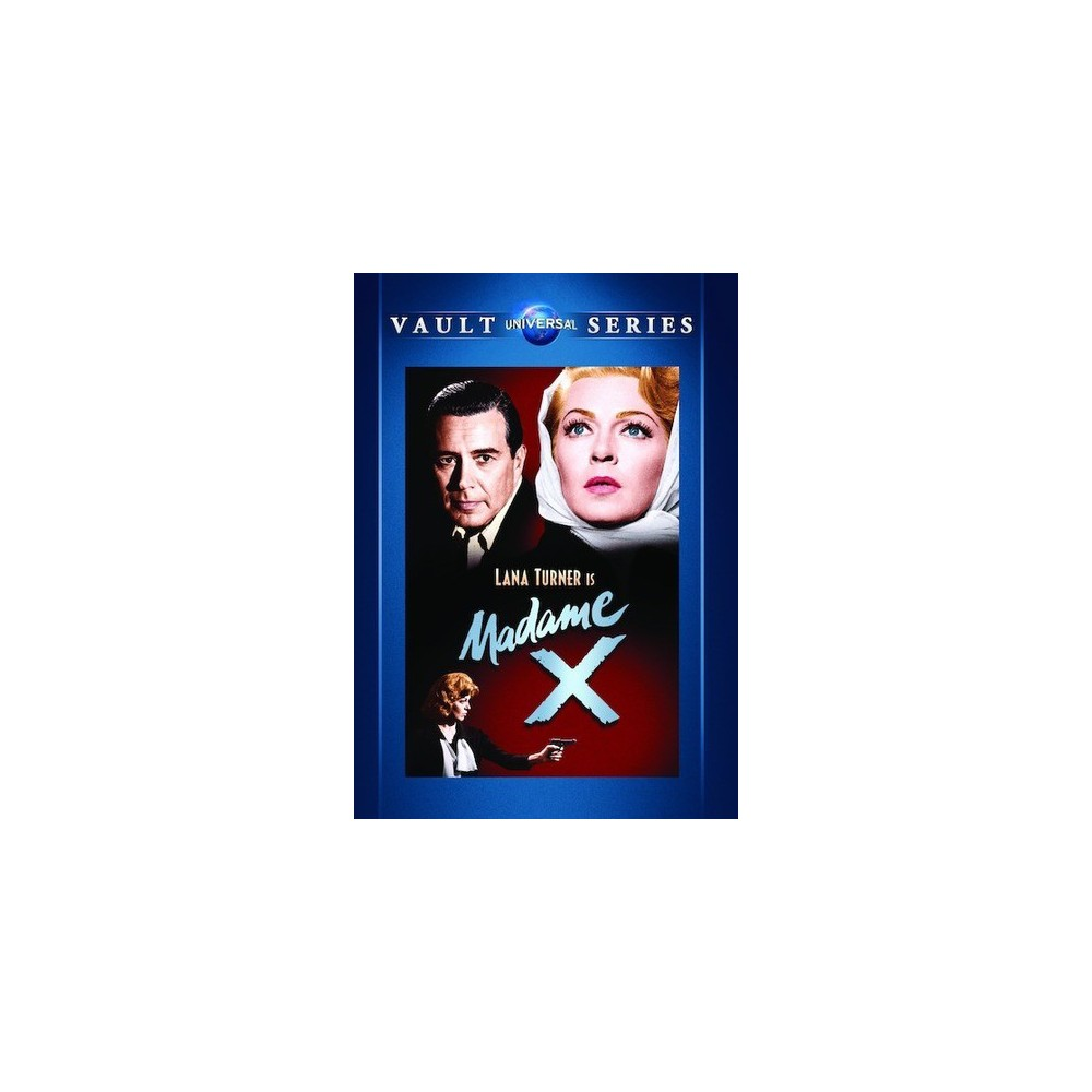 Madame X (Dvd), Movies