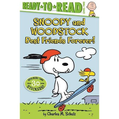 Snoopy and Woodstock - (Peanuts) by  Charles M Schulz (Paperback)