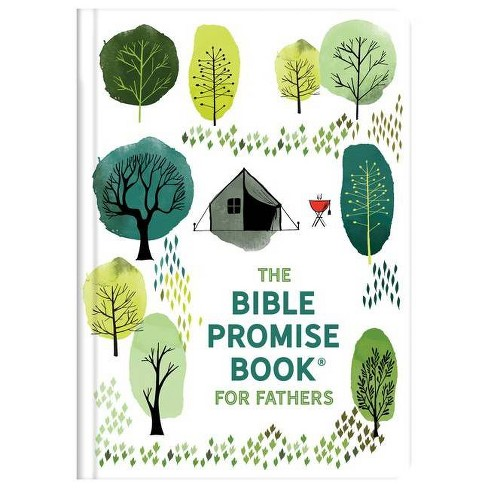 Bible Promise Book for Fathers - by  Barbour Publishing (Hardcover) - image 1 of 1