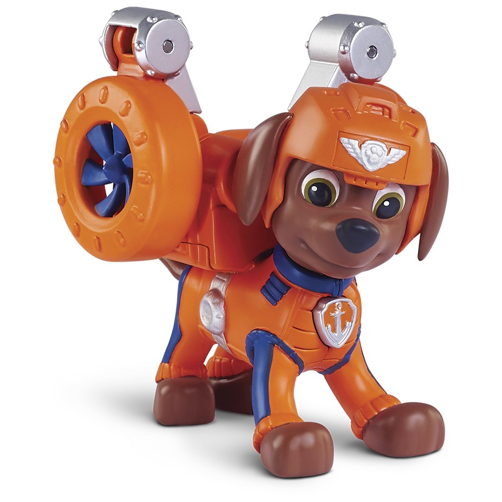 Paw Patrol - Air Rescue Zuma, Pup Pack and Badge