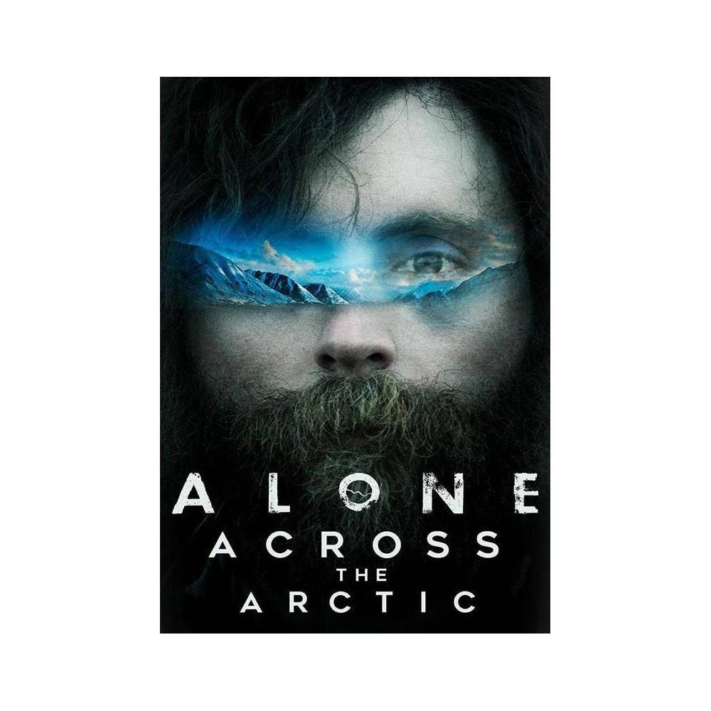 Alone Across The Arctic Dvd