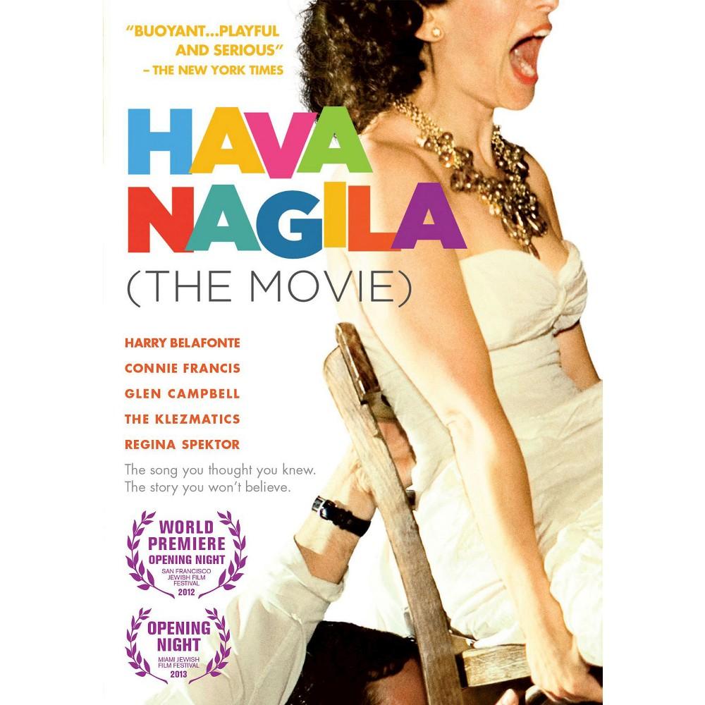 Hava Nagila (Dvd), Movies