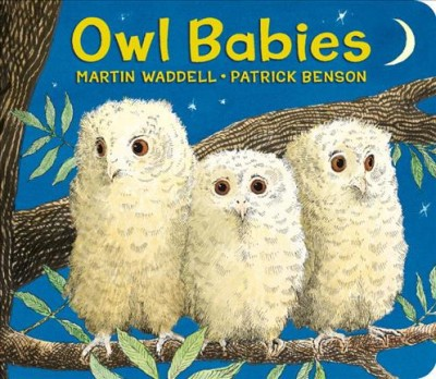 Owl Babies : Lap Size - by Martin Waddell (Hardcover)