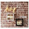 HEY LED Sign Lamp - Oh Joy!® - image 4 of 4