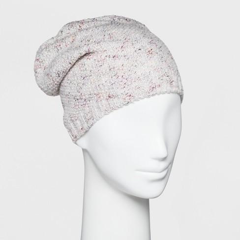 16ee74dc7cb85 Women s Textured Knit Beanie - Universal Thread  15   Target