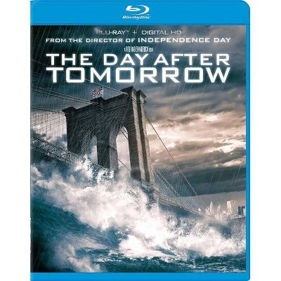 The Day After Tomorrow (Blu-ray)(2015)