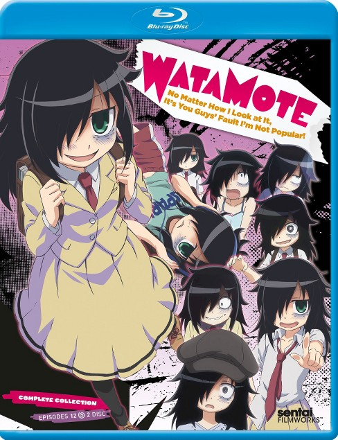 Watamote:Complete collection (Blu-ray) - image 1 of 1