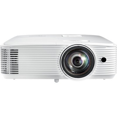 Optoma EH412ST 3D Short Throw DLP Projector - 16:9 - 1920 x 1080 - Front, Ceiling - 1080p - 4000 Hour Normal Mode - 10000 Hour Economy Mode - Full HD