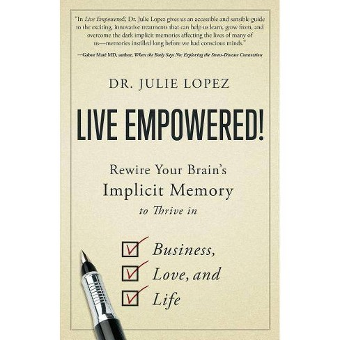 Live Empowered! - by  Julie Lopez (Paperback) - image 1 of 1