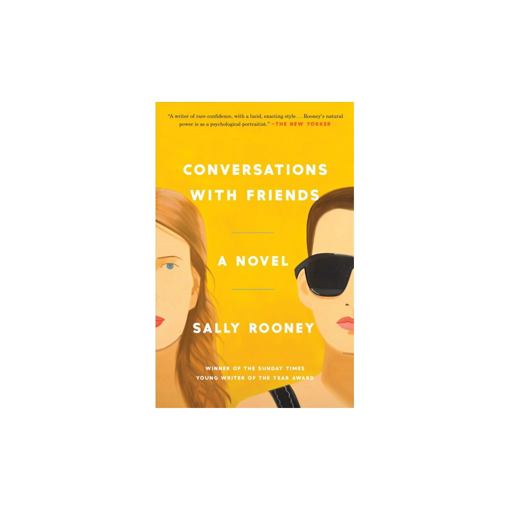 Conversations With Friends - by Sally Rooney (Paperback)