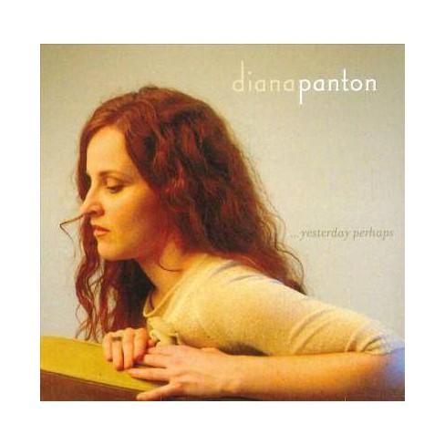 Diana Panton - Yesterday Perhaps (CD) - image 1 of 1