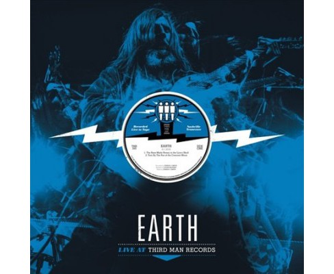 Earth - Earth:Live At Third Man (Vinyl) - image 1 of 1