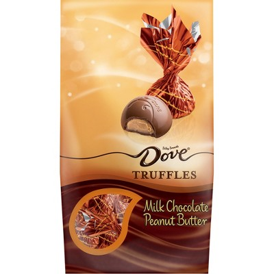 Chocolate Candies: Dove Truffles