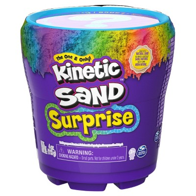 Kinetic Sand Surprise Pack