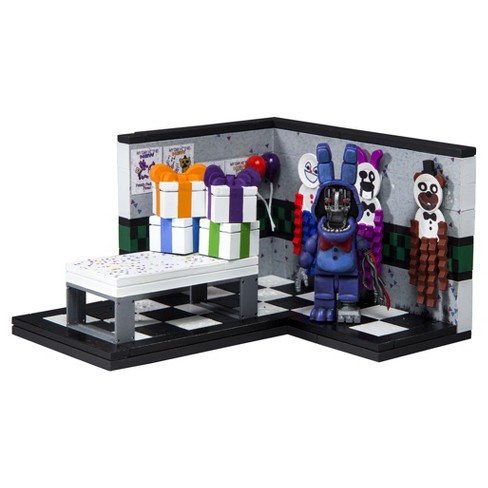 five nights at freddy s small builds paper pals party with withered