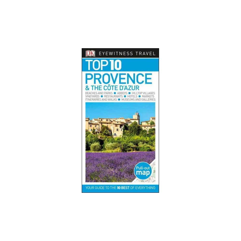 DK Eyewitness Travel Top 10 Provence & the Cote D'azur (Paperback)