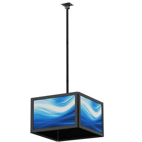 Monoprice Quad Sided Ceiling Tv Mount