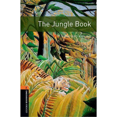 Oxford Bookworms Library: The Jungle Book - (Oxford Bookworms Library. Stage 2. Classics) 3 Edition - image 1 of 1