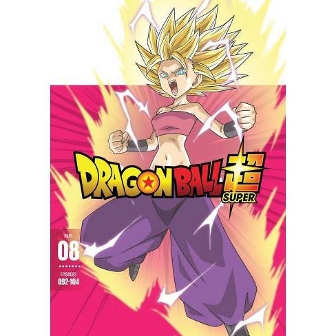Dragon Ball Super Part Eight Dvd