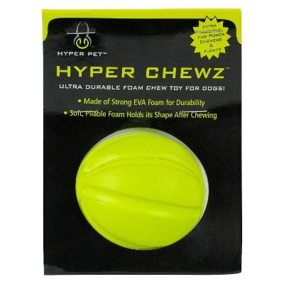 Hyper Pet Chewz™ Dog Ball Chew Toy