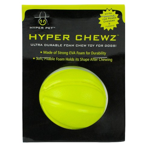 Hyper Pet Chewz™ Dog Ball Chew Toy - image 1 of 1